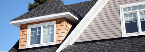 New RoofShingles And Dormer Window On Home Addition